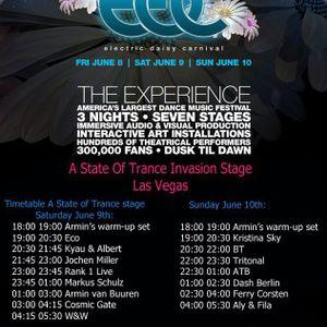#ASOTLV - Tritonal - Live at EDC in Las Vegas (09.06.2012)