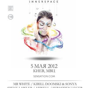 Daniel Sanchez & Juan Sanchez - Live @ Sensation Innerspace Ukraine - 05.05.2012