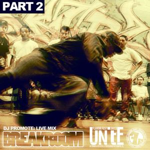 Live in Tampa Florida 11/11 - Part 2 - Dj Promote BREAKROOM SESSION
