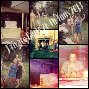Stanton Green - Live set@ Private Party 26 th Juny2013 Pt2