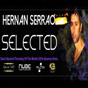 SELECTED Episode 021 with HERNAN SERRAO [May 11 2017]