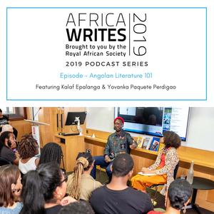 Africa Writes 2019: Angolan Literature 101