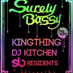 DJ Kitchen - Live @ Surely Bassy, Distrikt!, Leeds 2012-06-22