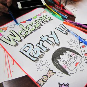 Tokai University International Welcome Party (Fall 2015) - LIVE MIX (by Vroxyle)