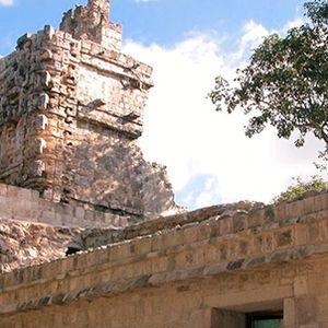 Tabasqueño, una mirada al palacio-templo