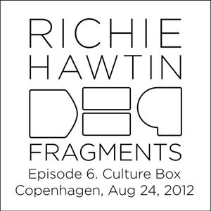 Richie Hawtin: DE9 Fragments 6. Culture Box (Copenhagen, Aug 24, 2012)