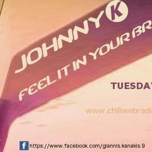 """""""Feel it in your brain"""" VOL.10 ChiliwebRadio mixed by Johnny K"""