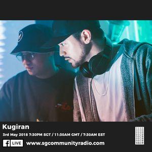 SGCR Radio Show #59 - 03.05.2018 Episode Part 1 ft. Kugiran