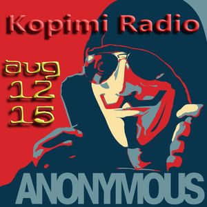 Kopimi Radio @mazanga Anonymous