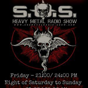 3rd Hour - 12.01.2018 - S.O.S. METAL RADIO SHOW