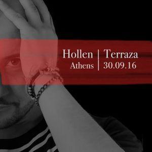 Hollen @ La Terraza 30.09.2016 (Athens - Greece)