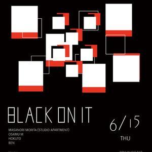 "2017.06.15 ""BLACK ON IT"" REN at BPM MUSIC BAR"