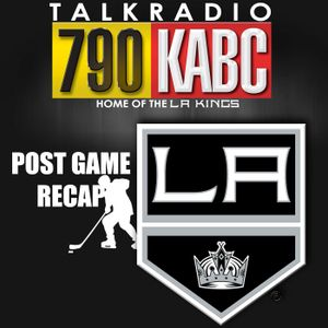 L.A Kings Post Game Show - 4/5/16