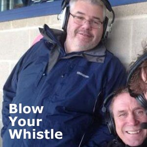 Blow Your Whistle post Hartlepool United 5th April 2014