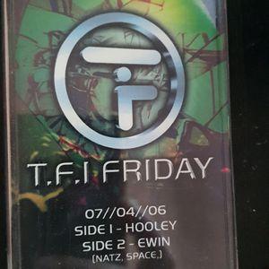 T.F.I Friday DJ Irwin 07/04/06