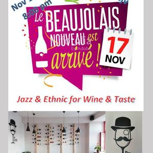 Jazz & Ethnic for Wine & Taste @ Dr. Wine Vol. 2