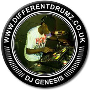 DJ Genesis Different Drumz 21/06/13 Pt 2