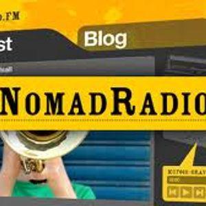 Nomad Radio Meganesh / Watoo: www http://nomadradio fm/ by