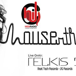 House Therapy [episode 001] by Telkis D on Chili Radio
