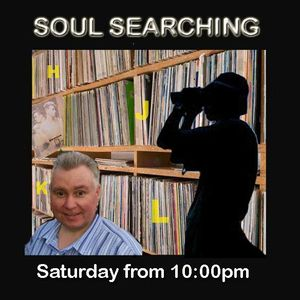 Dave Dundas Soul Searching 22nd March on Heart And Soul Radio.Co.Uk