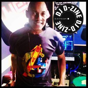DJ D-Zine presents D-ZINE SKOOL (the radio show) (air date - 21 MARCH '16)