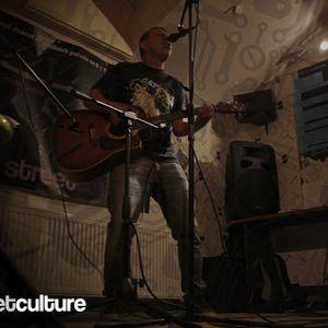 StreetCulture Session - Tom77 - rozhovor a koncert