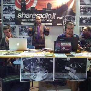 #FLCG16 presentazione laboratorio webradio CD Stella Polare Monza