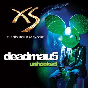Deadmau5 - Live @ XS Nightclub Encore Las Vegas 25.07.2014