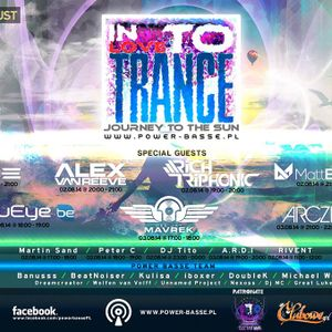 Alex van ReeVe @In Love To Trance vol.2 Journey to the Sun
