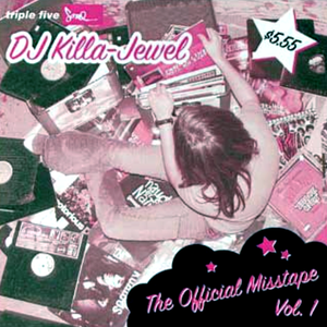 Dj Killa-Jewel - The Official Misstape