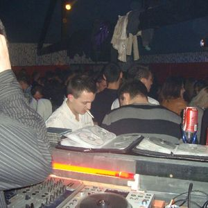 DJ Lexx -  live @ club Madonna, Easter Party 2010