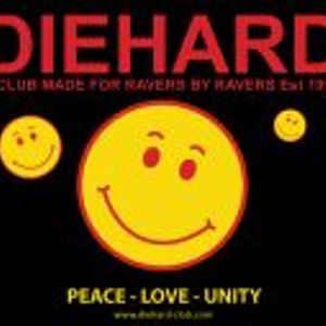 Naughte B2B Smiley & DJ SS - Diehard - 18th November 1994