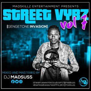 STREEVYBZ VOL 7[Gengetone Invasion] - DJ MADSUSS