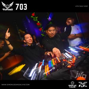 Simon Lee & Alvin - Fly Fm #FlyFiveO 703 (04.07.21)