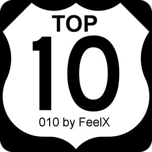 FeelX's TOP 10 LIVE EPISODE 010