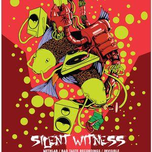 Jigga - Promo mix for Freenetik Neurofunk Edition w/ Silent Witness