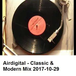Airdigital - Classic & Modern Mix 2017-10-29 (live@avivmedia.com)