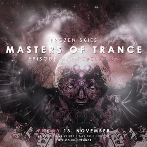 Frozen Skies - Masters Of Trance Episode #020 Live @1Mix Radio | 1mix.co.uk | 13. Nov 2015