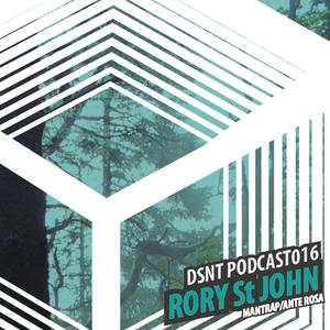 DSNT Mix 016 - Rory St John: Fever tree