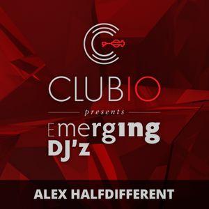 Emerging DJz: Alex Halfdifferent (CRO)