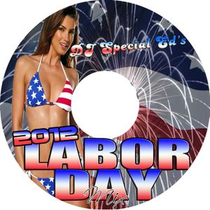 DJ Special Ed's Labor Day 2012 House Mix