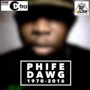 The 10Faces Experience on BBC1Xtra (30 mins of ATCQ / Phife Dawg Tribute Mix)