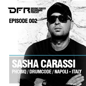 Driving Forces Podcast Episode 002 with Sasha Carassi