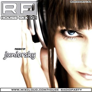 RP House Mix 05 mixed by juniorsky