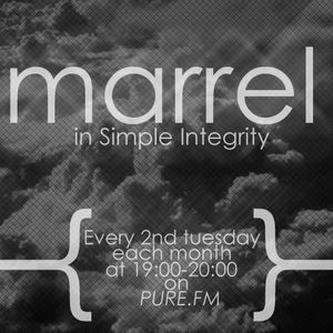 Marrel - Simple Integrity 011[November 09.2010] on PURE.FM