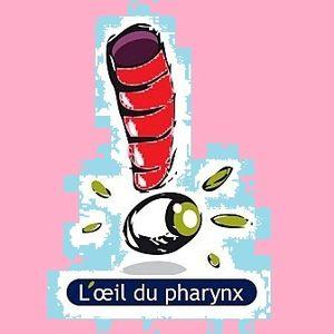 """""""L'Oeil du Pharynx #10"""" par Nicolas Caudeville"""