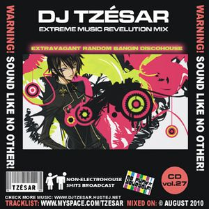 DJ TZESAR - Extreme Music Revolution (CLUBSTARS CD vol.27)