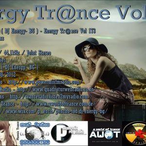 Pencho Tod ( DJ Energy- BG ) - Energy Trance Vol 173