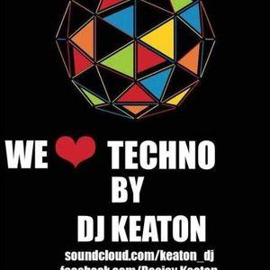 We Love Techno By Dj Keaton