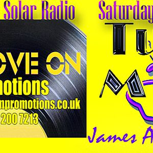 Turn the Music Up Show 80s Soul Party  with James Antony and Groove On Promotions 23 08 2014